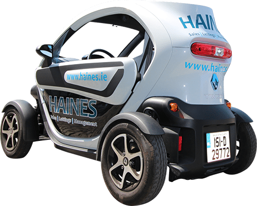Haines Twizy - The most fun car ever!
